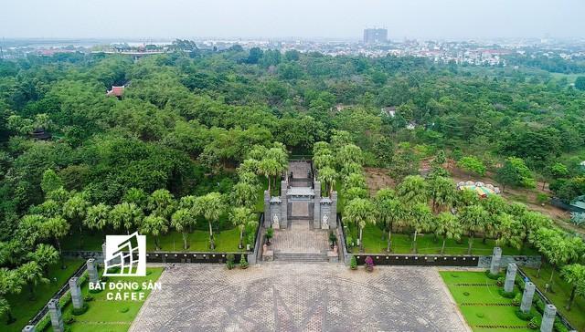 Toàn cảnh siêu dự án khu văn hoá đền Hùng TPHCM sau hơn 20 năm xây dựng - Ảnh 7.