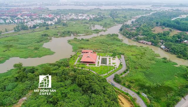 Toàn cảnh siêu dự án khu văn hoá đền Hùng TPHCM sau hơn 20 năm xây dựng - Ảnh 8.