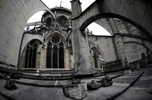 Nhà thờ Đức Bà Paris: 8 thế kỷ thăng trầm trước khi bị lửa dữ nuốt chửng - Ảnh 12.