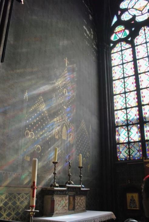 Nhà thờ Đức Bà Paris: 8 thế kỷ thăng trầm trước khi bị lửa dữ nuốt chửng - Ảnh 17.