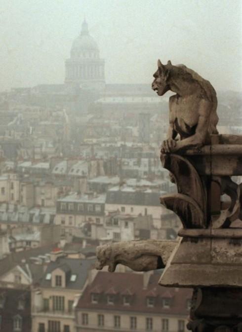 Nhà thờ Đức Bà Paris: 8 thế kỷ thăng trầm trước khi bị lửa dữ nuốt chửng - Ảnh 5.