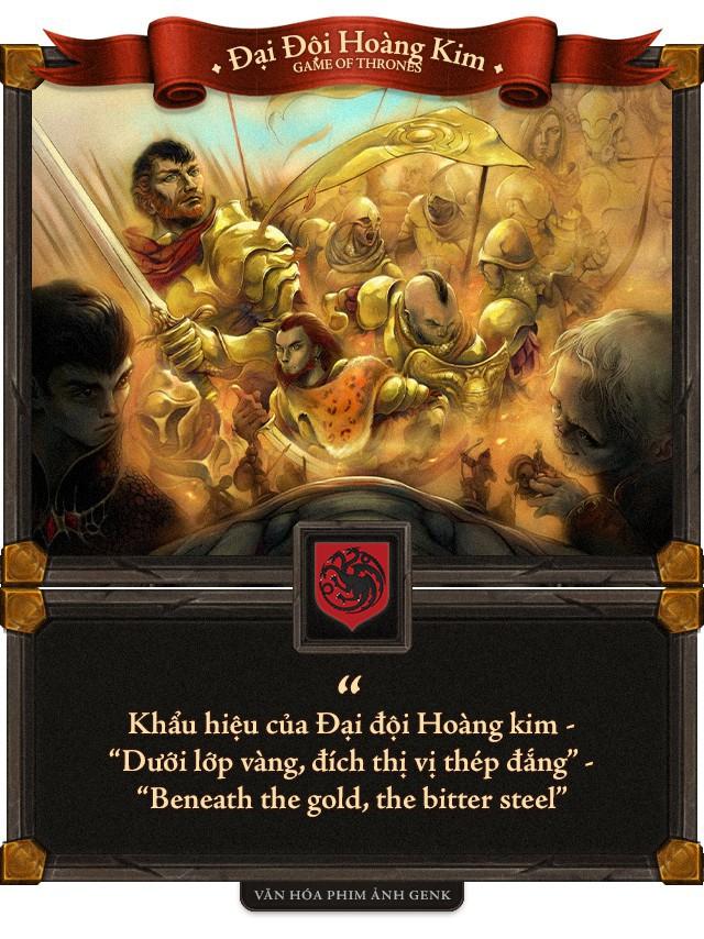Trước khi xem Game of Thrones mùa cuối, bạn nên đọc: Những đội quân lừng danh bá đạo nhất xứ sở này (P.2) - Ảnh 6.