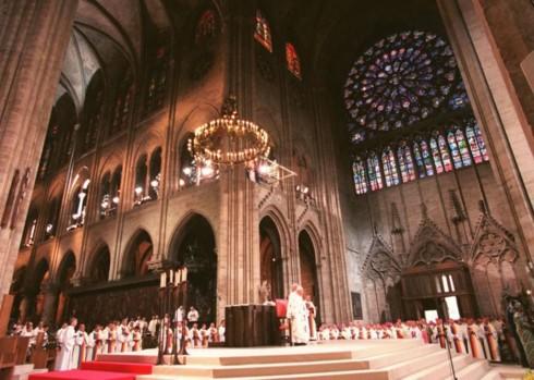 Nhà thờ Đức Bà Paris: 8 thế kỷ thăng trầm trước khi bị lửa dữ nuốt chửng - Ảnh 6.