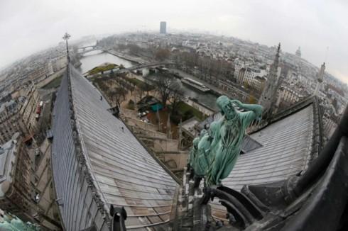 Nhà thờ Đức Bà Paris: 8 thế kỷ thăng trầm trước khi bị lửa dữ nuốt chửng - Ảnh 10.