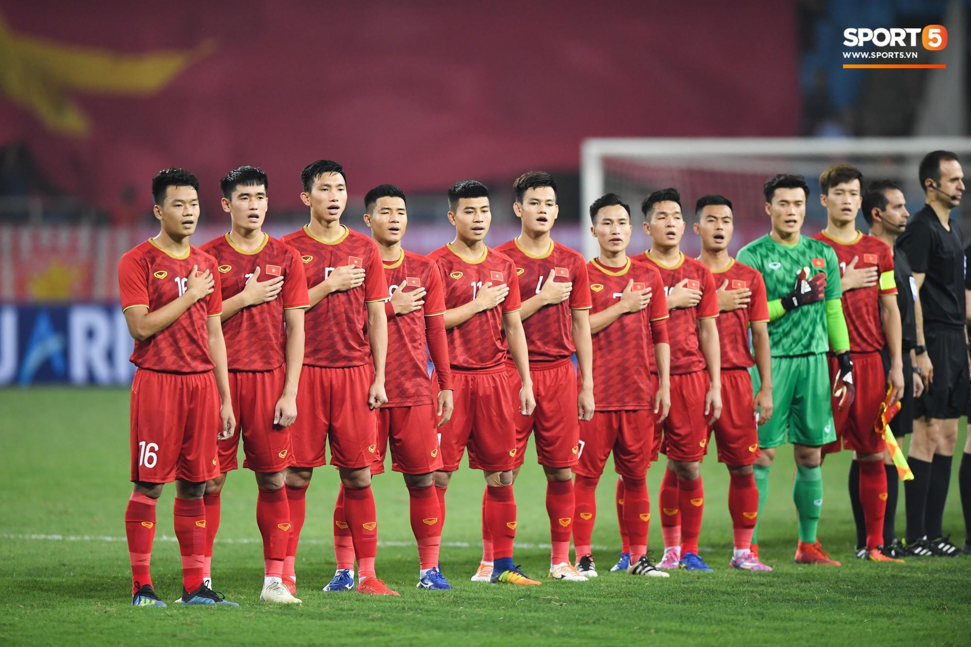 """sea games 2019 - photo 1 15555578496141324269358 - Fan tỏ ra thích thú khi U22 Việt Nam thuộc """"nhóm vô hại"""" ở SEA Games 2019"""