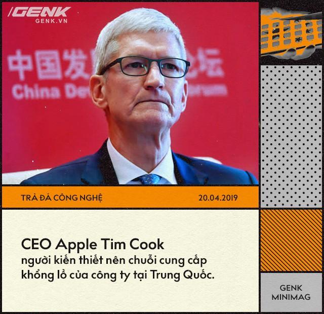 Apple đã trở thành con tin trong tay Trung Quốc như thế nào - Ảnh 1.