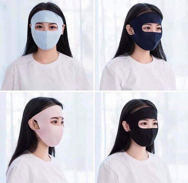 Dùng thử khẩu trang Ninja nổi rần rần trên mạng: Độ che phủ cao nhưng chống nắng, chống bụi kém, nhanh bốc mùi - Ảnh 1.
