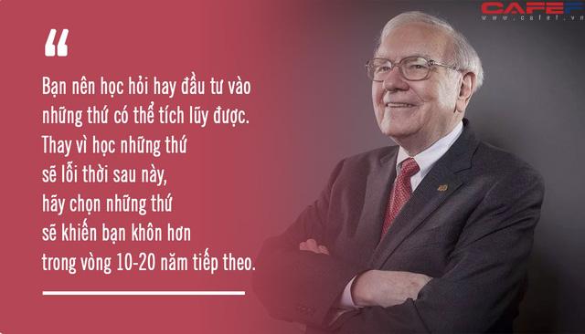 Đọc mọi thứ về Warren Buffett, tôi mới ngộ ra tại sao ông và Bill Gates lại thành công đến như vậy trong sự nghiệp: Tất cả phụ thuộc vào 2 chữ và 6 chiến lược! - Ảnh 3.