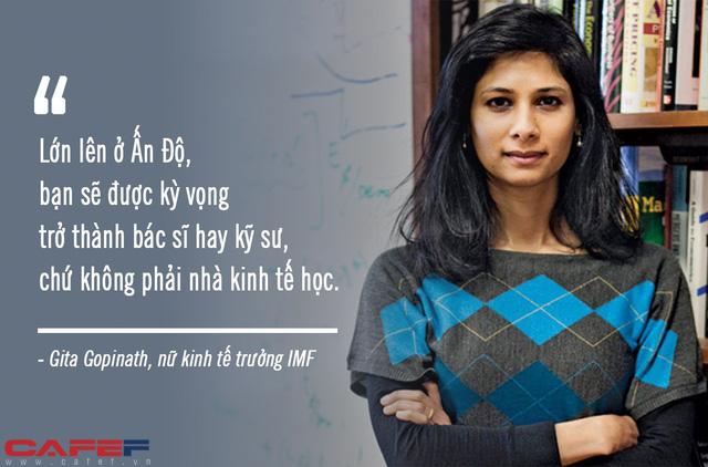 Chuyện chưa kể về người phụ nữ đầu tiên giữ chức kinh tế trưởng của IMF: Từ cô gái trung lưu Ấn Độ xinh đẹp đến vị giáo sư xuất sắc của Harvard ai cũng nể phục! - Ảnh 4.