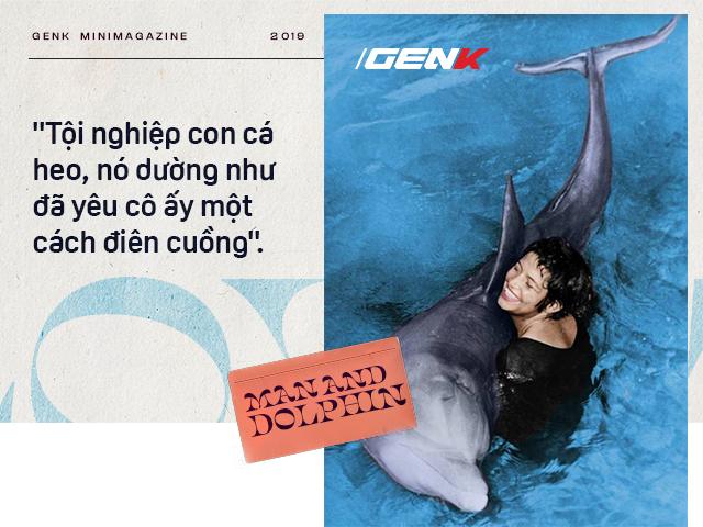 Đọc cuối tuần: Năm 1965, một cô gái dạy cá heo nói Tiếng Anh, cuối cùng con cá đã yêu cô ấy điên cuồng - Ảnh 11.