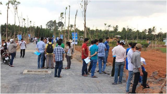 Đất Nhơn Trạch (Đồng Nai) biến động trước thông tin khởi động xây cầu hơn 7.000 tỷ đồng nối với TP.HCM - Ảnh 1.