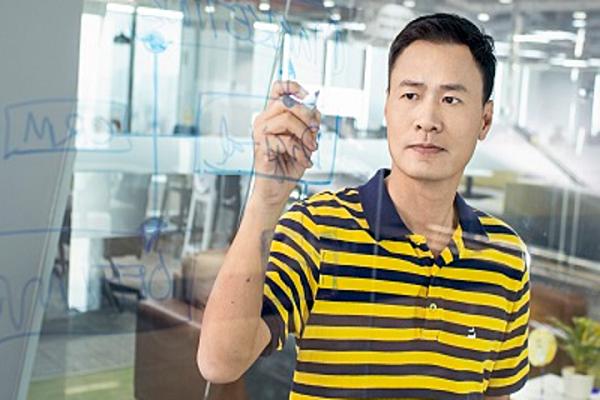 Chân dung CEO các ứng dụng gọi xe tại Việt Nam - Ảnh 3.