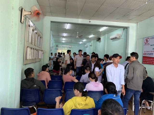 Nhộn nhịp giao dịch nhà đất tại Nhơn Trạch (Đồng Nai), phòng công chứng quá tải - Ảnh 2.