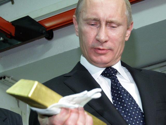 10 nước dự trữ vàng nhiều nhất thế giới - Ảnh 6.
