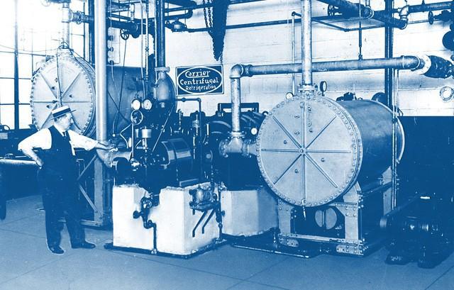 Trong những ngày nóng như thiêu đốt, chúng ta cần cảm ơn Willis Carrier - người phát minh ra máy điều hòa - Ảnh 4.