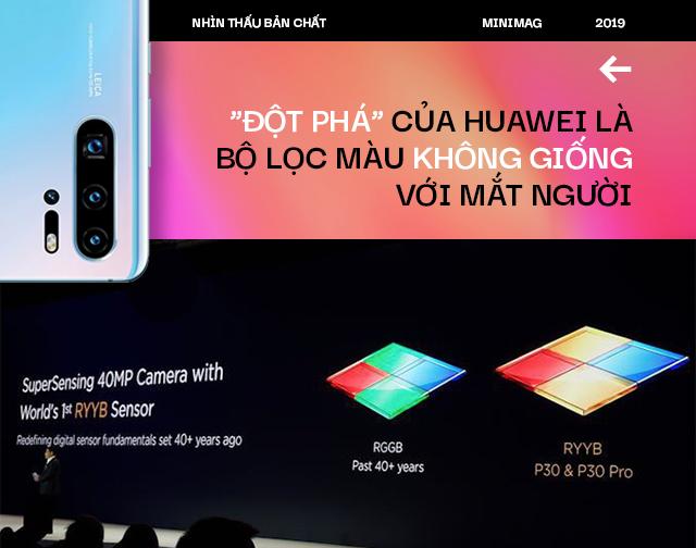 Nhìn thấu bản chất: Google, Apple, Samsung và cả Sony thừa sức tạo smartphone chụp tối tốt như Huawei P30 Pro nhưng vì sao không làm? - Ảnh 7.