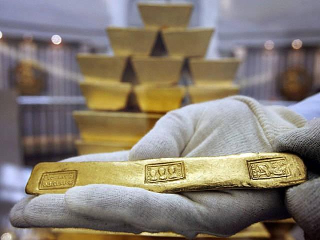 10 nước dự trữ vàng nhiều nhất thế giới - Ảnh 8.