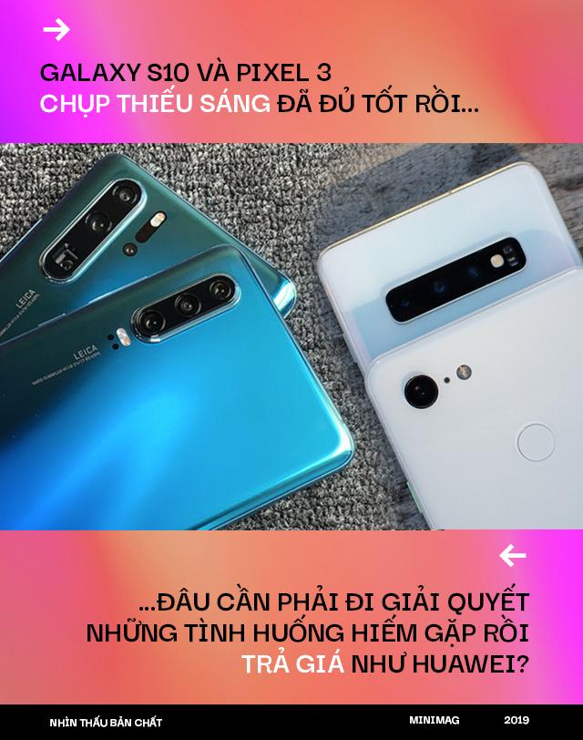 Nhìn thấu bản chất: Google, Apple, Samsung và cả Sony thừa sức tạo smartphone chụp tối tốt như Huawei P30 Pro nhưng vì sao không làm? - Ảnh 12.