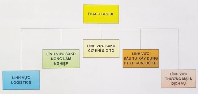 Chủ tịch Trần Bá Dương nói về 2 phương án niêm yết Thaco - Ảnh 1.