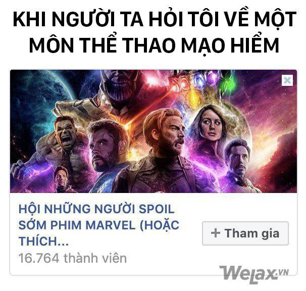 Chạy đi đâu cho hết nắng: Fan Avengers: End Game có cách ly khỏi MXH cũng không thoát nổi tình trạng spoiler trên diện rộng - Ảnh 1.