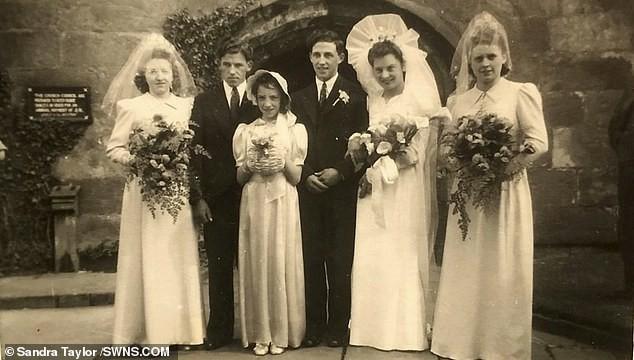 Chuyện tình 75 năm của đôi vợ chồng bách niên giai lão khiến nhiều người suy ngẫm, hóa ra bí quyết hôn nhân viên mãn lại đơn giản đến thế - Ảnh 6.