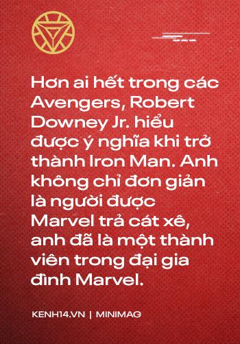 Tôi là Iron Man - Người hùng không trái tim bất cần mà ấm áp - Ảnh 14.