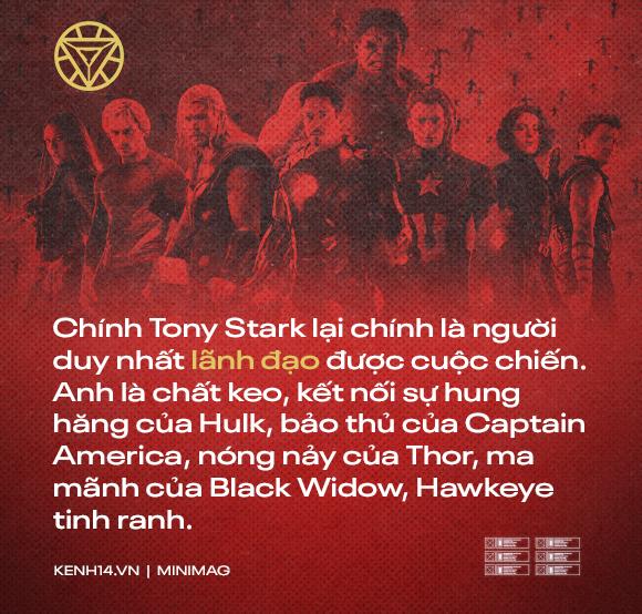 Tôi là Iron Man - Người hùng không trái tim bất cần mà ấm áp - Ảnh 10.