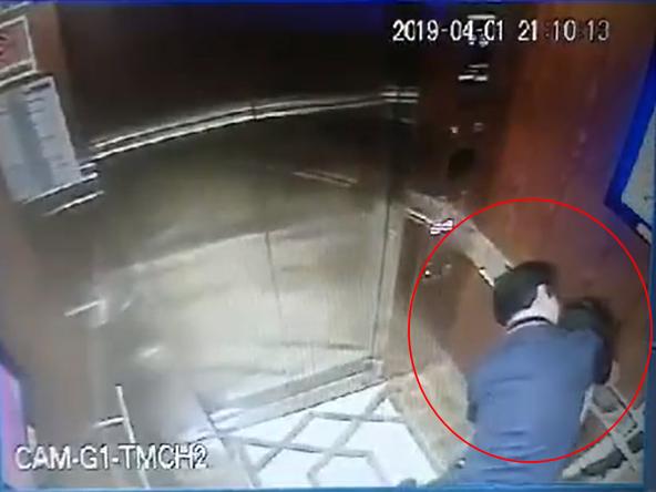 Người đàn ông cưỡng hôn, sàm sỡ bé gái trong thang máy chung cư đã rời khỏi Sài Gòn - Ảnh 1.