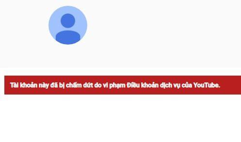 Kênh YouTube của Khá Bảnh chính thức bị xóa - Ảnh 1.