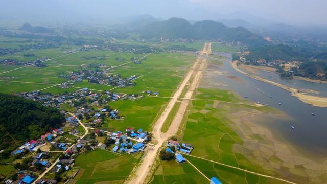 Loạt ông lớn BĐS đổ bộ, Thái Nguyên đang hình thành một cung đường dự án nghìn tỷ - Ảnh 1.