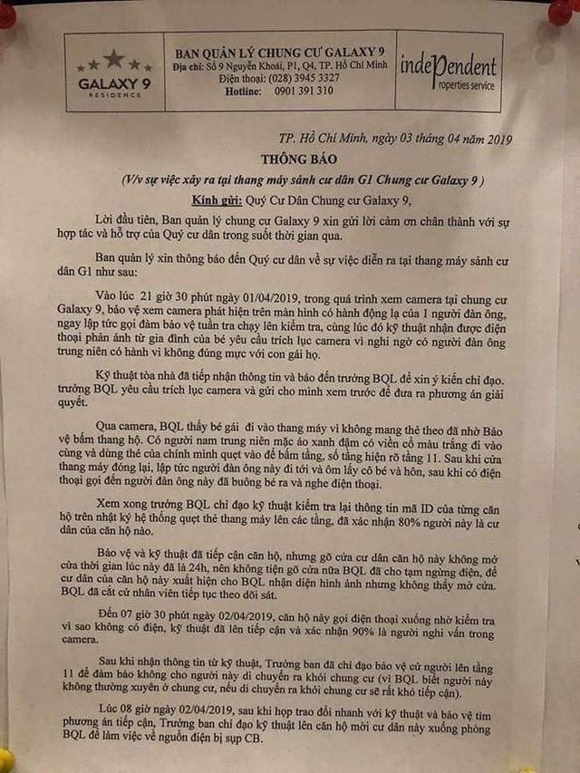Ly kỳ chuyện BQL chung cư cắt điện để nguyên Viện trưởng VKSND Đà Nẵng lộ diện sau khi sàm sỡ bé gái  - Ảnh 2.