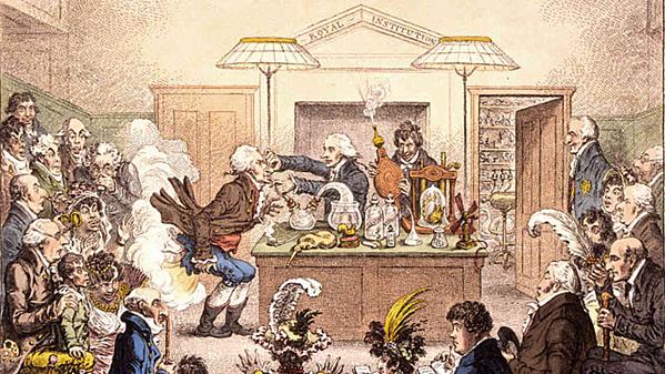 Chuyện về quả bóng cười: Xuất hiện trong những bữa tiệc thượng lưu từ thế kỷ 19, để lại những hệ lụy khó lường - Ảnh 1.