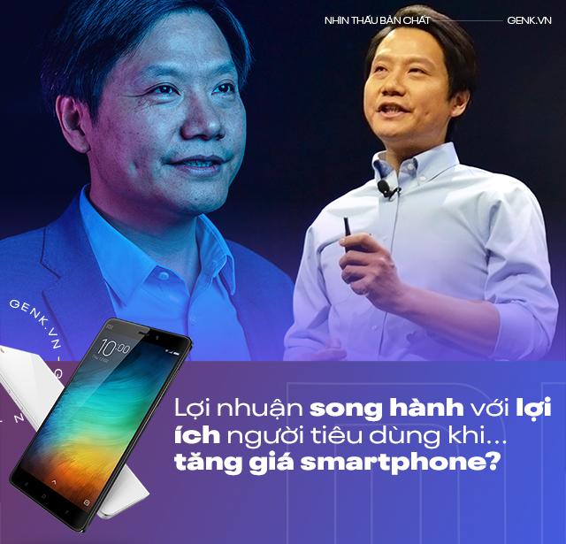 Nhìn thấu bản chất: Vì sao đang lãi tỷ đô mà Xiaomi lại tăng giá bán điện thoại? - Ảnh 1.