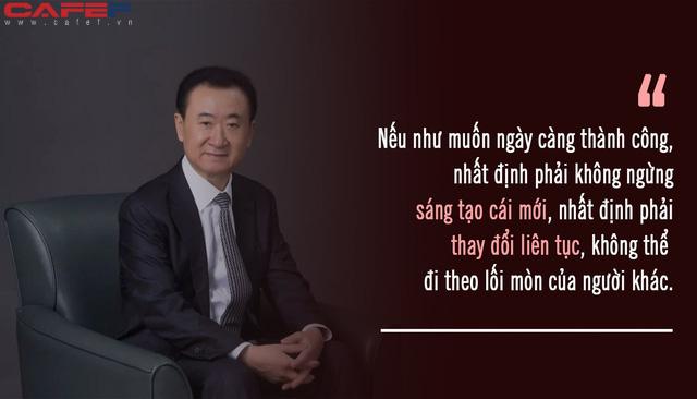 Đã làm người, phải có gan như ông trùm BĐS Trung Quốc Vương Kiện Lâm: Cuộc đời là đường đua dài, đừng mơ thành công khi mới chạy được vài trăm mét! - Ảnh 2.