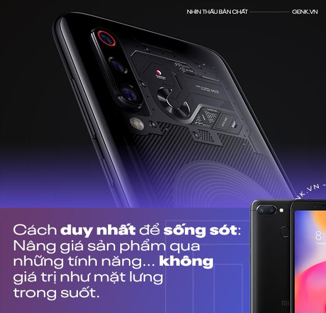 Nhìn thấu bản chất: Vì sao đang lãi tỷ đô mà Xiaomi lại tăng giá bán điện thoại? - Ảnh 7.