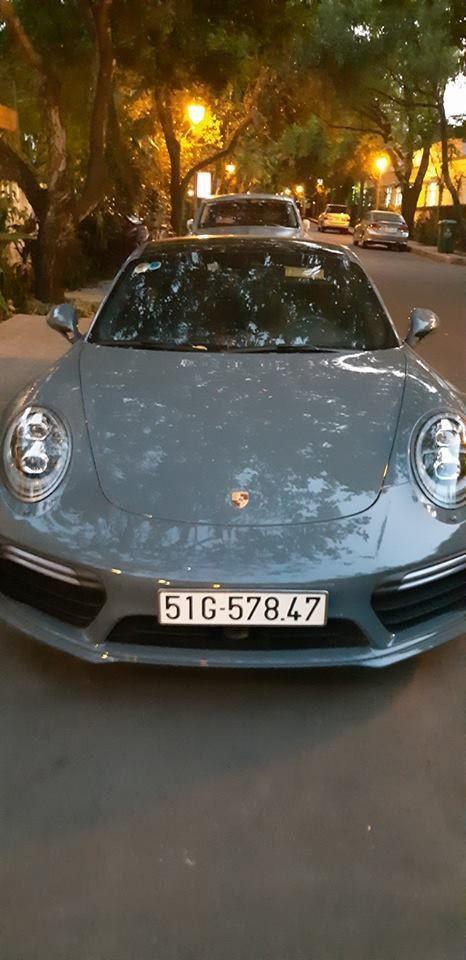 Cận cảnh xe sang Porsche 20 tỉ mới tậu của đại gia Đặng Lê Nguyên Vũ - Ảnh 5.
