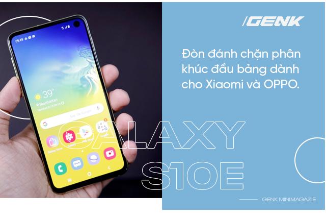Vì sao Samsung bỗng dưng đẻ nhiều smartphone đến thế trong năm 2019? - Ảnh 1.