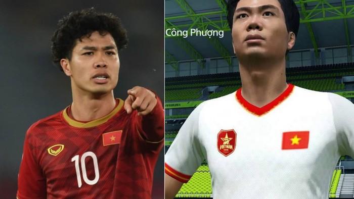 công phượng, fifa 19 - photo 1 15547773459781901689223 - Công Phượng trở thành tuyển thủ Việt Nam đầu tiên góp mặt trong game FIFA 19