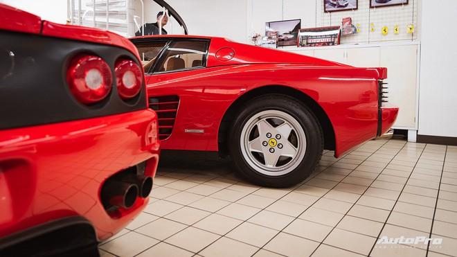 mr. ferrari - photo 11 15547787797271538850971 - Mr. Ferrari – Từ tay chơi siêu xe tới cha đỡ đầu của 'ngựa chồm' tại Nhật Bản