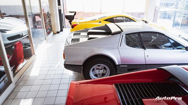 mr. ferrari - photo 14 1554778779730224203490 - Mr. Ferrari – Từ tay chơi siêu xe tới cha đỡ đầu của 'ngựa chồm' tại Nhật Bản