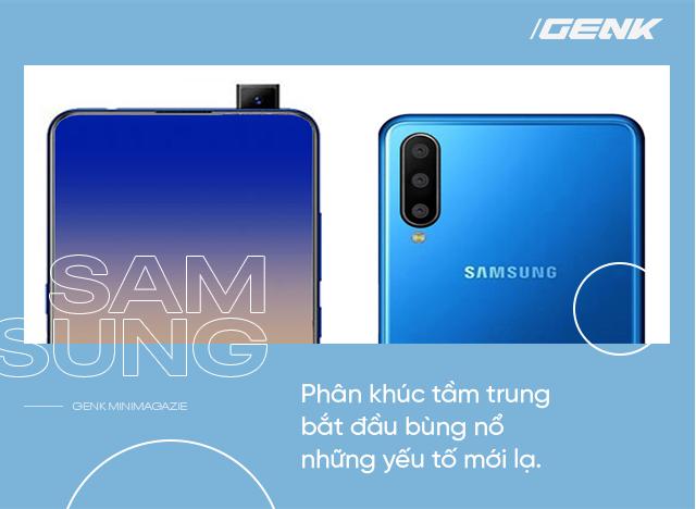 Vì sao Samsung bỗng dưng đẻ nhiều smartphone đến thế trong năm 2019? - Ảnh 4.