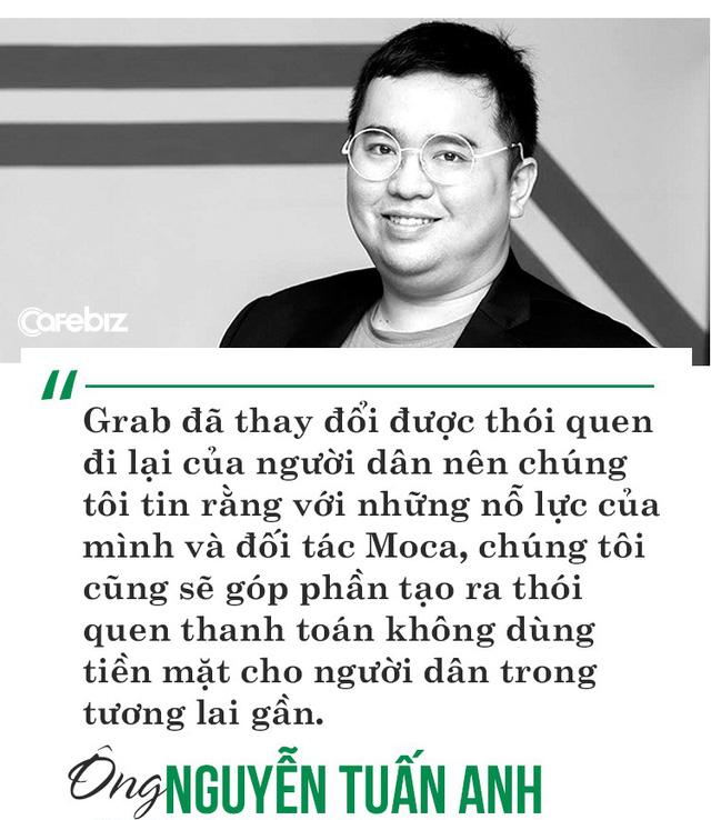 """TGĐ Grab Financial Group Việt Nam chia sẻ tất tần tật về đối thủ Momo và chuyện GrabPay by Moca """"đốt tiền"""" giành thị phần tại Việt Nam - Ảnh 1."""