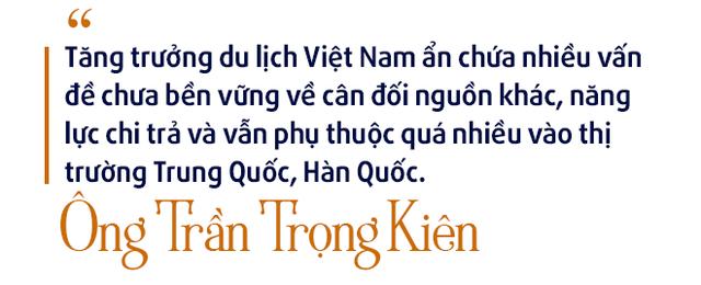 Chủ tịch Thiên Minh Group: Chi trả thấp không phải là bản chất của khách du lịch Trung Quốc, chỉ có khách đến Việt Nam mới thuộc phân khúc thấp! - Ảnh 1.
