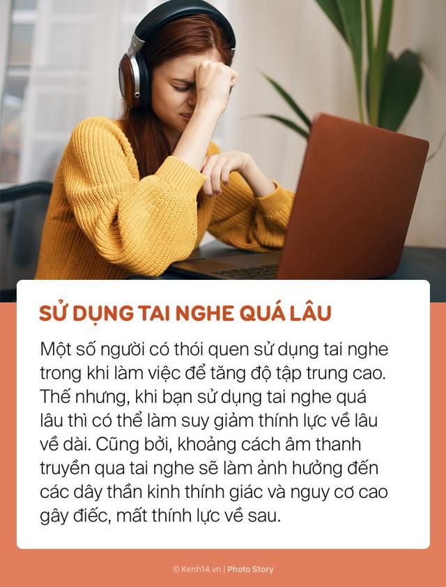 Hãy thay đổi những thói quen xấu này tại văn phòng để tránh ảnh hưởng tới sức khoẻ - Ảnh 4.