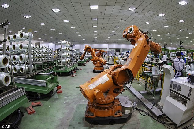 Chuyện xảy ra ở Thụy Điển: Robot đang chiếm lấy những công việc loài người cho là nhàm chán - Ảnh 1.