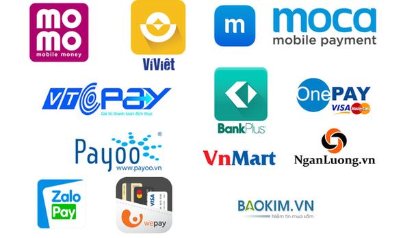 Siết hạn mức ví điện tử: Thiệt cho thanh toán không dùng tiền mặt - Ảnh 1.