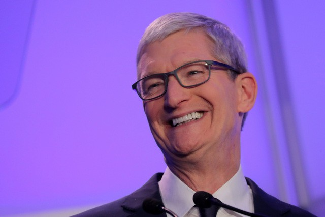 """Ai cũng biết Tim Cook là nhà lãnh đạo thiên tài, nhưng những gì ông đã làm cho Apple càng khiến người ta phải """"ngước mắt lên nhìn"""" - Ảnh 2."""