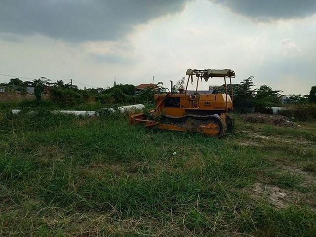 Dự án bánh vẽ giăng bẫy khắp vùng ven Sài Gòn - Ảnh 1.