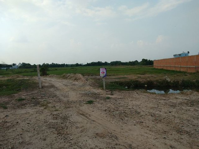 Dự án bánh vẽ giăng bẫy khắp vùng ven Sài Gòn - Ảnh 5.