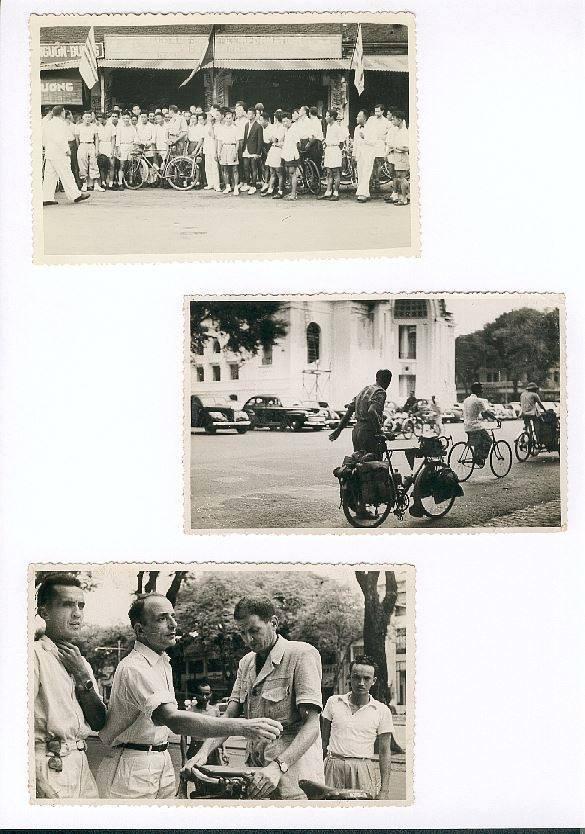 Câu chuyện về Lionel Brans - người đàn ông đầu tiên đạp xe từ Pháp đến Sài Gòn: Gặp thổ phỉ, sói hoang là chuyện thường, ăn uống kham khổ nhưng vượt lên tất cả vì lòng ái quốc - Ảnh 1.